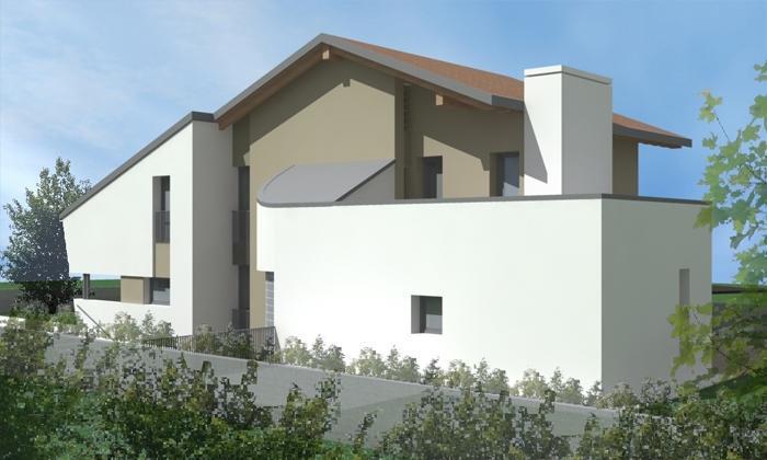 Casa bld ristrutturazione e ampliamento fabbricato - Ampliamento casa ...