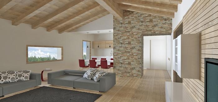 Casa frl ampliamento fabbricato residenziale unifamiliare per - Ampliamento casa ...