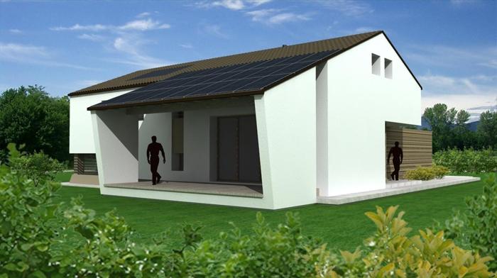 Casa bsv nuova costruzione fabbricato residenziale - Costo allacciamenti casa nuova costruzione ...
